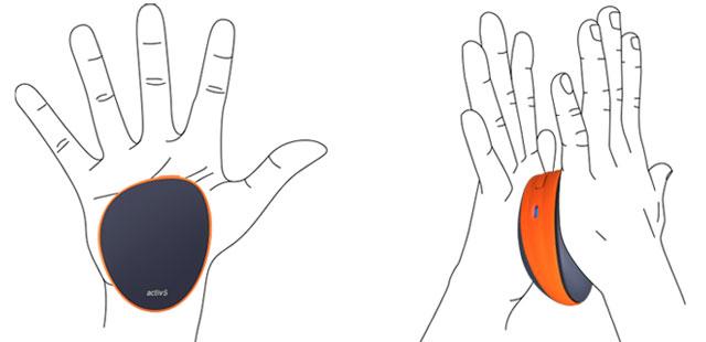 Activ5 grip diagram