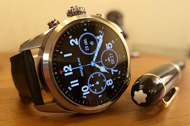 Montblanc Summit 2+ 4G Smartwatch