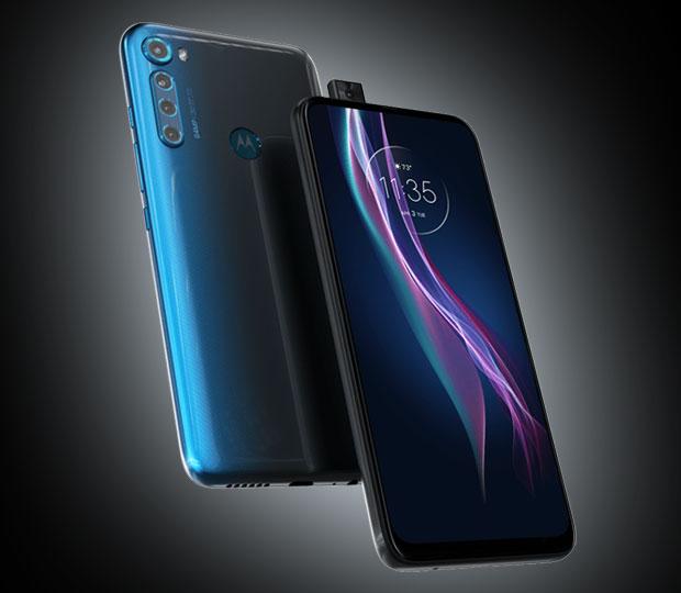 Motorola One Fusion+ smartphone