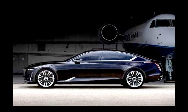 Cadillac Celestiq