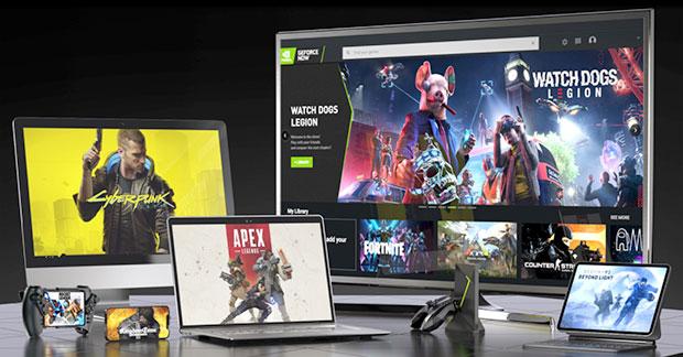 Nvidia GeForce Now Juegos en la nube