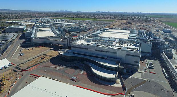 Intel's factory, Fab 42