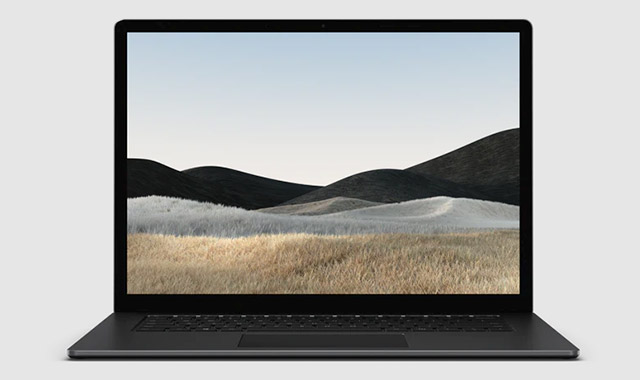 Surface Laptop 4 15-inch with AMD Ryzen | Matte Black