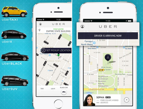 Uber Launches Going My Way Feature