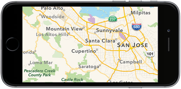 Apple Drone Fleet To Gather Maps Data - Gps map data