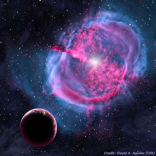 look at planets - photo #45