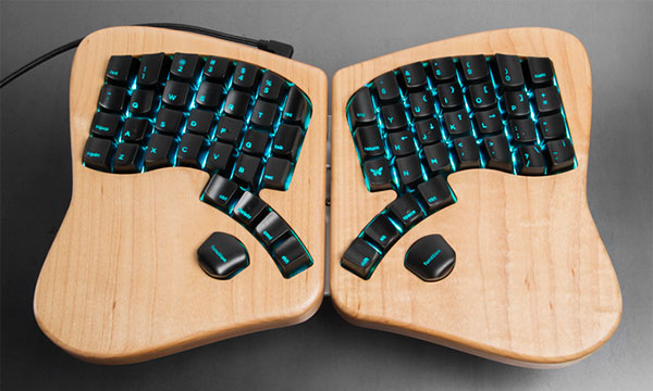 keyboardio-ergonomic-computer-keyboard