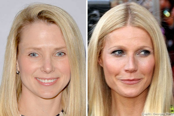 marissa mayer and gwyneth paltrow