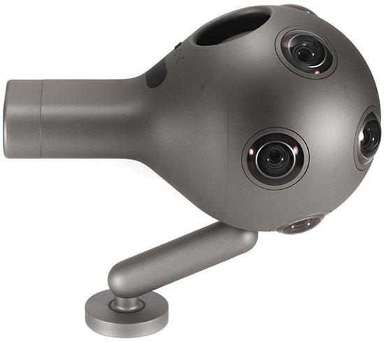 Nokia Virtual Reality Camera