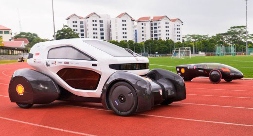 3d printed car nv8