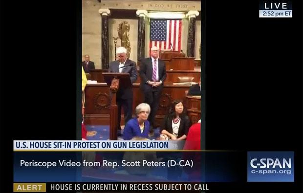 c-span-periscope-house-representatives-sit-in-gun-control