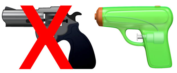 apple-switches-gun-emoji-to-water-pistol