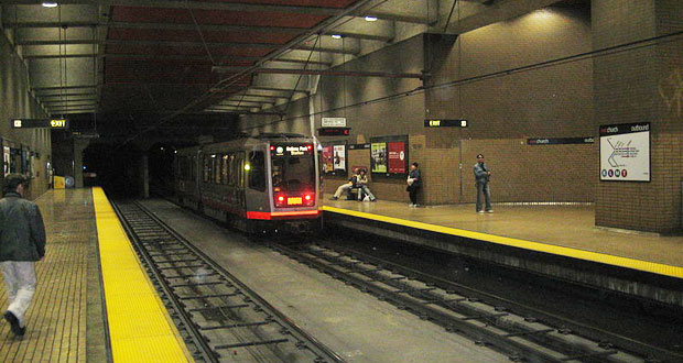 Security breach at San Francisco Muni let commuters enjoy free rides
