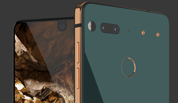 Essential Phone embodies Andy Rubin's high-end Android vision