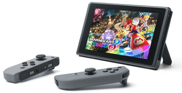 Nintendo to Roll Out Marquee Titles for Switch