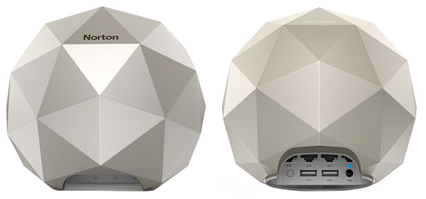 Norton Core Router Gives Home Security a New Design