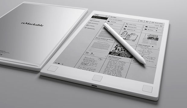 large paper tablet