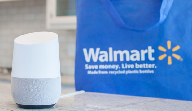 Walmart Lets Customers Use Google Assistant to Voice-Order Groceries
