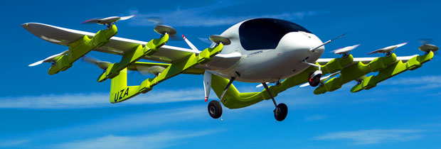 Larry Page's Self-Flying Taxi Set for New Zealand Test Runs