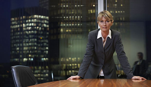 women can be superior ceos given the right training and board support