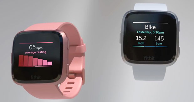Fitbit Highlights Versatility in New $200 Smartwatch