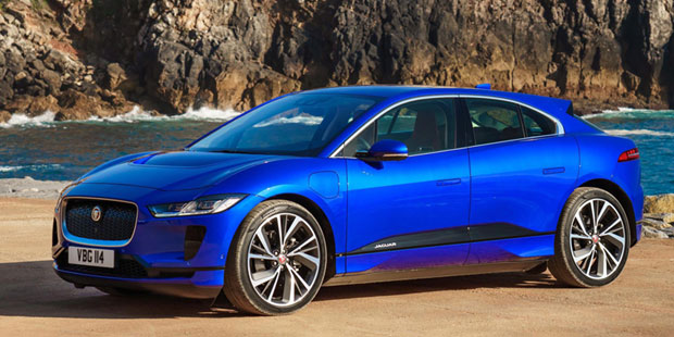 Tesla vs. Jaguar: The First Real Electric Car Track Shootout