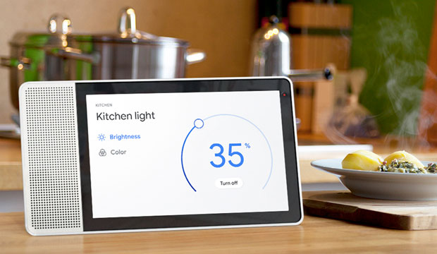 Lenovo's Smart Display with Google Assistant has hit the market. There are two versions of the device, 8-inch and 10-inch, both with full HD screens, and priced at $200 and $250 respectively.