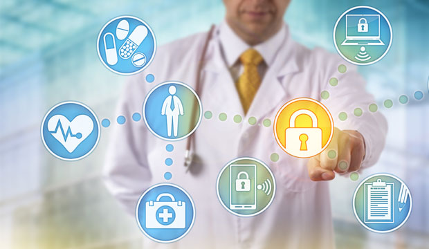 as the healthcare cloud grows security issues become increasingly important