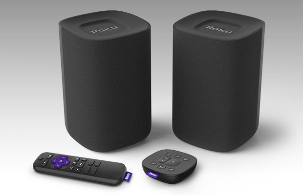New Roku Speakers Offer Sophisticated Audio for Smart TVs