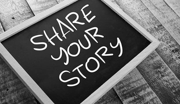 telling your brand's story is an important way to boost customer engagement and sales