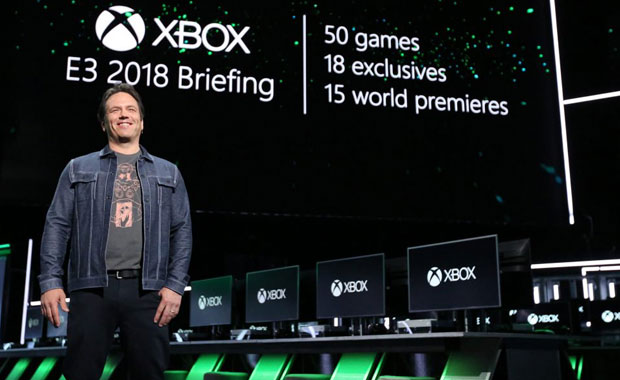 microsoft releases slew of new xbox titles and announces game studio acquisitions at e3 2018