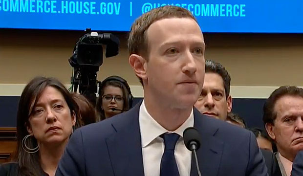 house energy commerce committee questions facebook ceo mark zuckerberg about data privacy