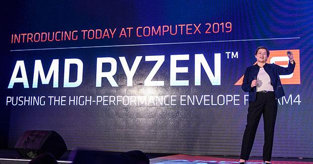 AMD Slam-Dunks Intel at Computex and It's a Good Thing