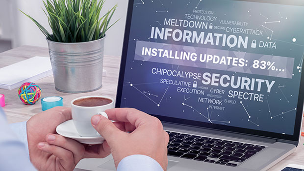 vigilance in regularly updating operating systems, browsers and other software is necessary to protect it