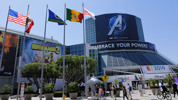 e3 2019 suffered from sony's absence and microsoft's limited participation