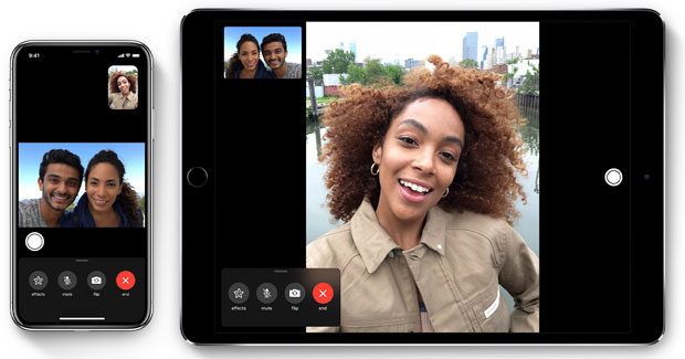 Apple has suspended its Group FaceTime application following reports that a bug in the software allowed callers to eavesdrop on the people they were calling. The flaw let a person making a FaceTime call listen through the phone of the person called before the call was accepted or rejected. It reportedly also allowed access to the front-facing camera in an iPhone.