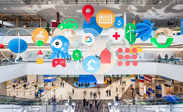 Google Presents a Cornucopia of Cloud Goodies