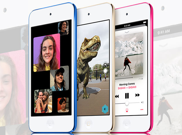 apple has introduced a new ipod touch with features that appeal especially to gamers
