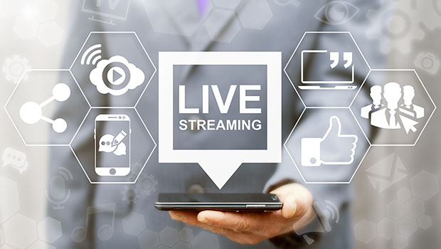 live streaming video augments the quality of content by creating a shared experience