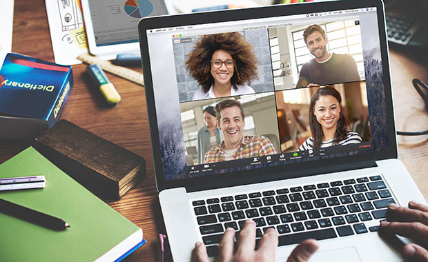 a flaw in video conferencing app zoom could enable invasions of users' privacy
