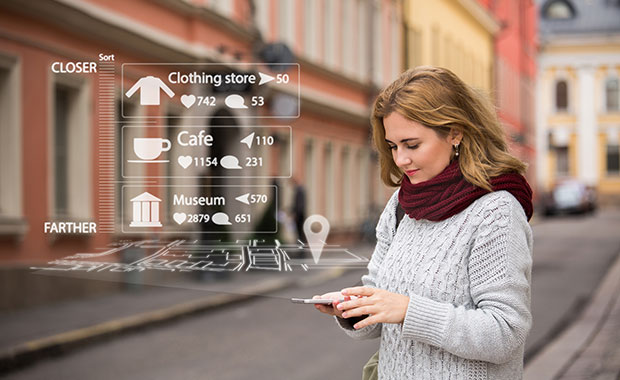 consumers may be unfamiliar with the term augmented reality but they like what it does