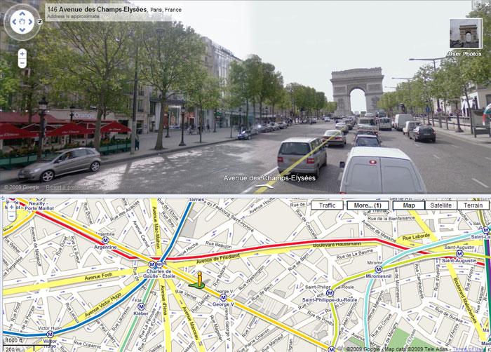 Google Maps Adds Back