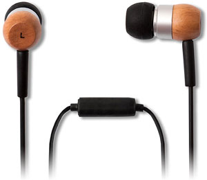 ifrogz EarPollution Timbre earbuds with mic