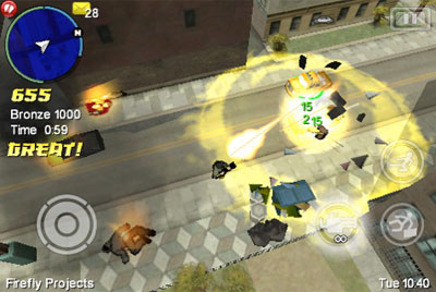 Grand Theft Auto Chinatown Wars iPhone App