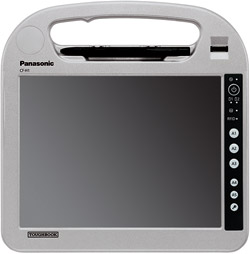 Panasonic's Toughbook H1 Mobile Clinical Assistant