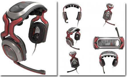Psyko Audio Labs 5.1 Gaming headset