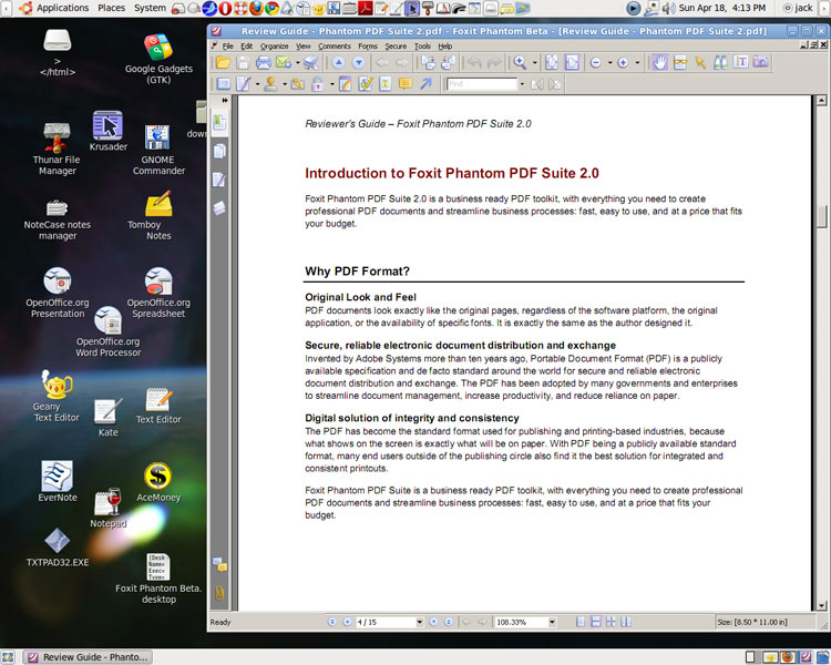 pdf update for mac