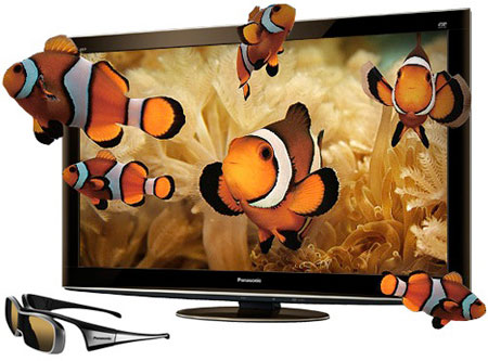 Panasonic Viera VT25 Series Full HD 3D 1080p