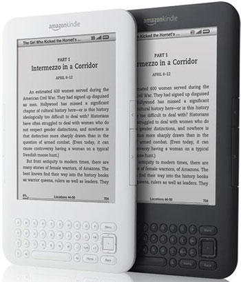 The new Amazon Kindle