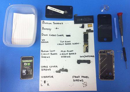 Iphone 4 S Repair Diagram Free Car Wiring Diagrams